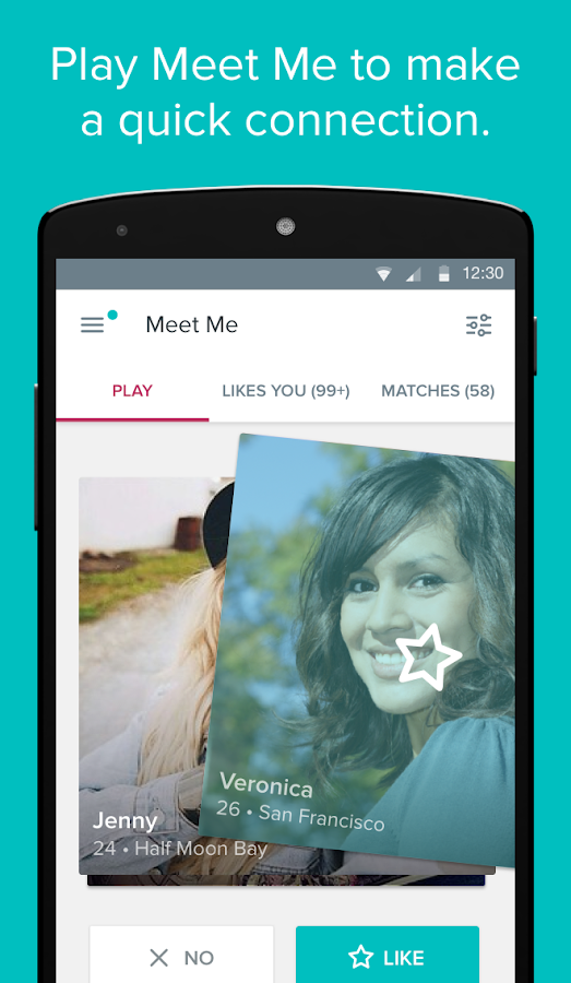 Screenshots of Tagged - Meet, Chat & Dating for iPhone