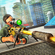 Marksman Sniper 3D New Shooting Games 2020 Offline