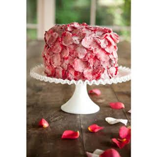 Paula's Sugared Rose Parade Layer Cake.