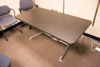Photo: Table Before