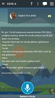 CEYD-A Türkçe Asistan screenshot 22