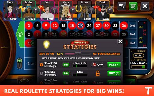Roulette 5.4.3 screenshots 8
