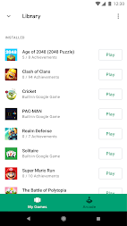 Google Play Games APK screenshot thumbnail 4