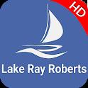 Lake Ray Roberts_Texas Offline GPS Nautical Charts icon