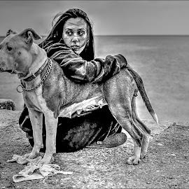 by Josip Kopčić - Black & White Portraits & People