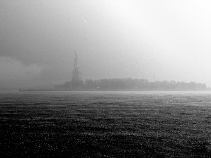Libertà bagnata.... di PhotoD