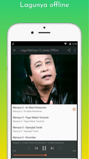 Lagu Mansyur S Lawas Offline Download Apk Free For Android Apktume Com