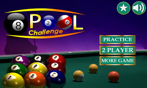8 Ball Pool Billiard Challenge