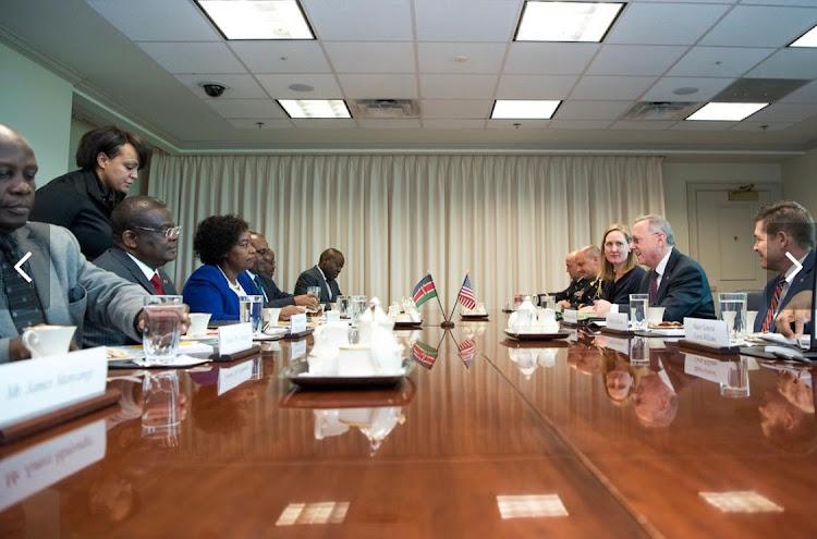 First US-Kenya bilateral dialogue kicks off today