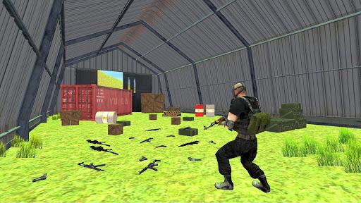 Free Survival Fire Battlegrounds: FPS Gun Shooting  screenshots 12