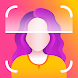 Face Secret Master: フェイスエイジングアプリ、ジェンダースワップ