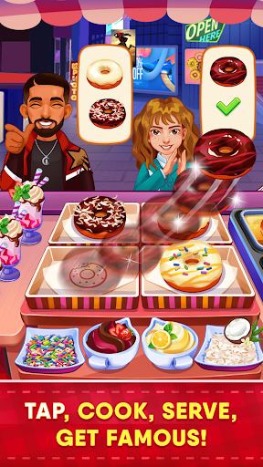 Cooking Dream: Crazy Chef Restaurant cooking games 1.2.23 screenshots 1