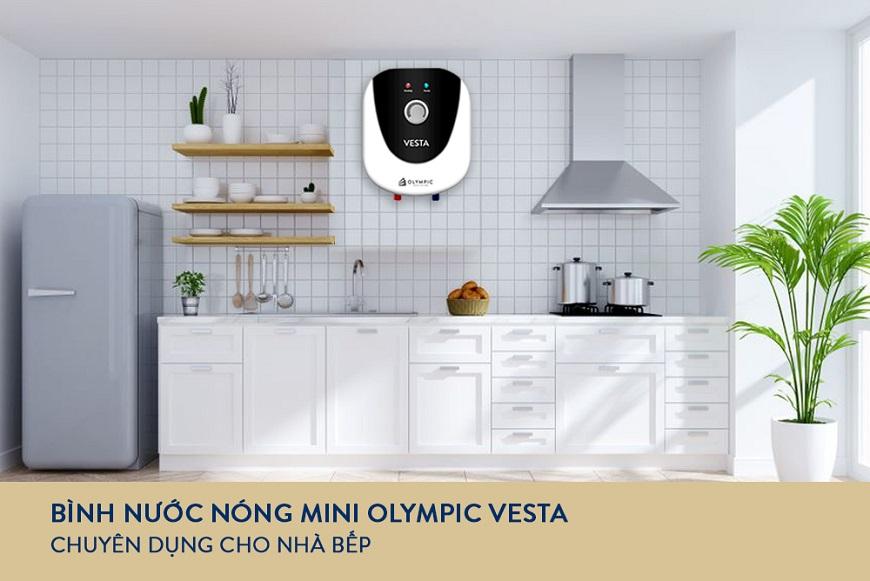 Olympic Vesta- nữ thần dành cho căn bếp gia đình bạn