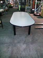 Photo: 9' Conference Table $250