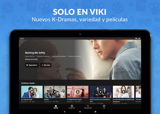 Viki: Séries e filmes coreanos, séries chinesas Screen Shot