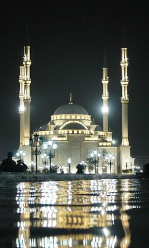 Mosque Live Wallpaper - backgrounds hd screenshots 2
