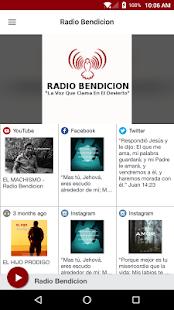 Radio Bendicion- screenshot thumbnail