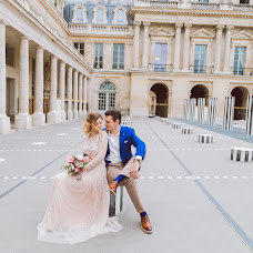 Wedding photographer Darya Lorman (DariaLorman). Photo of 26.10.2017