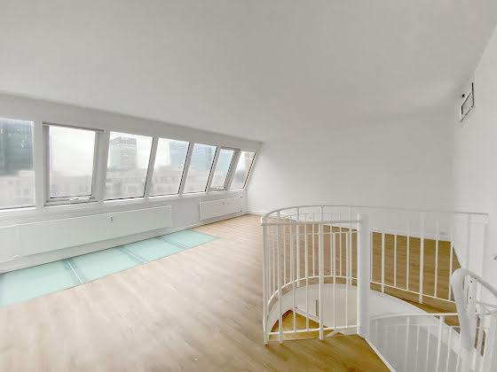 Location duplex 2 pièces 69 m2
