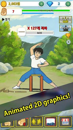 Tap Tap Breaking: Break Everything Clicker Game 1.38 screenshots 2