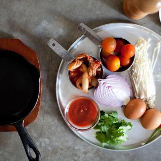 Huevos Coreanos – Korean Eggs (Cowboy Style)
