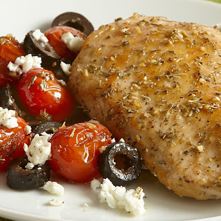 Recipe Inspirations Mediterranean Chicken & Tomatoes