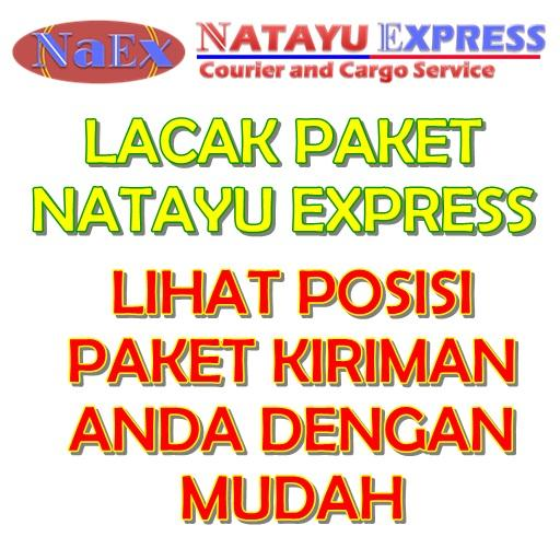 Lacak Paket Natayu Express- screenshot