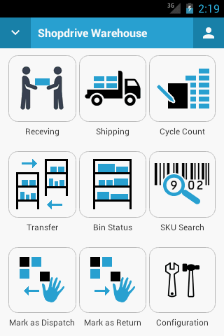 Brilliant Warehouse Management System 1.0 screenshots 2
