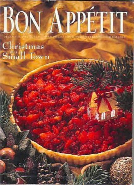 Cranberry-orange-apple Tart Recipe
