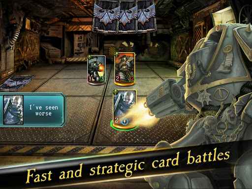 The Horus Heresy: Legions u2013 TCG card battle game 0.99.6 gameplay | by HackJr.Pw 18