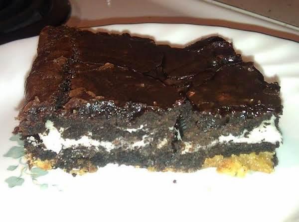 Bad Girl Brownies Recipe