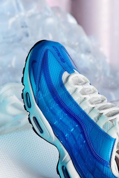 L'evento di lancio delle Nike Air Max 72095 Heron Preston By