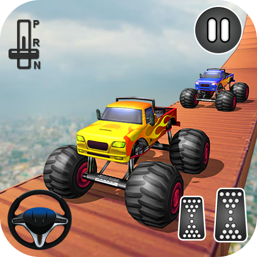 Monster Truck: Impossible Stunt 3D