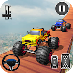 Monster Truck: Impossible Stunt 3D Icon