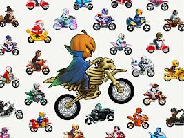 Screenshot of Bike Race Free - Top Free Game
