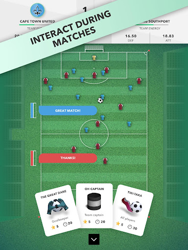 World Football Manager 0.11.0 screenshots 9