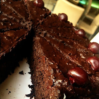 The world's best chocolate cake – an original French.