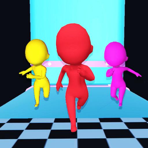 Run Race 3D Icon
