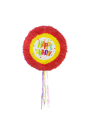 Pinata, happy b-day