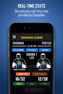 Throwdown Scoring- screenshot thumbnail