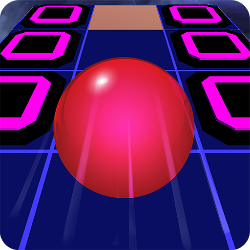 Rolling Ball Sky 3D Icon
