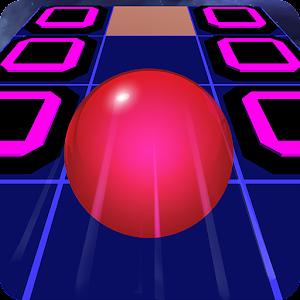 Rolling Ball Sky 3D