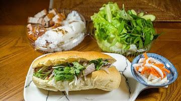 玉仙越式法國麵包