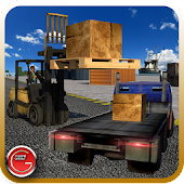 Forklift Simulator 3D Android APK Download Free By Glow Games