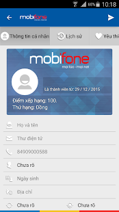 Mobifone mConnect- screenshot thumbnail