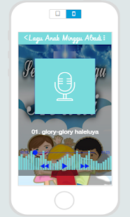 Lagu Sekolah Minggu Abadi - náhled