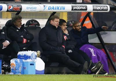Vanhaezebrouck doit-il craindre pour sa place avec l'arrivée de Marc Coucke ?
