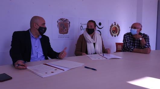 El Ayuntamiento de Huércal-Overa y el C.F. El Castillo renuevan el convenio