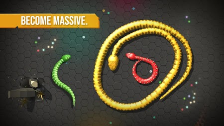 3D Snake.io 2019 APK screenshot thumbnail 5