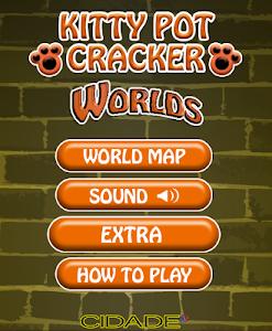 Kitty Pot Cracker Worlds screenshot 2